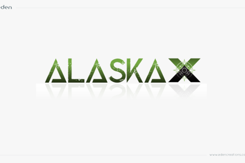 Logo Design: AlaskaX Excursions