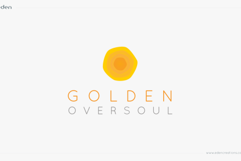 Logo Design: Golden Oversoul