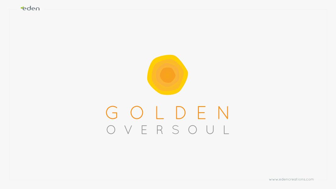 Logo Design: Golden Oversoul