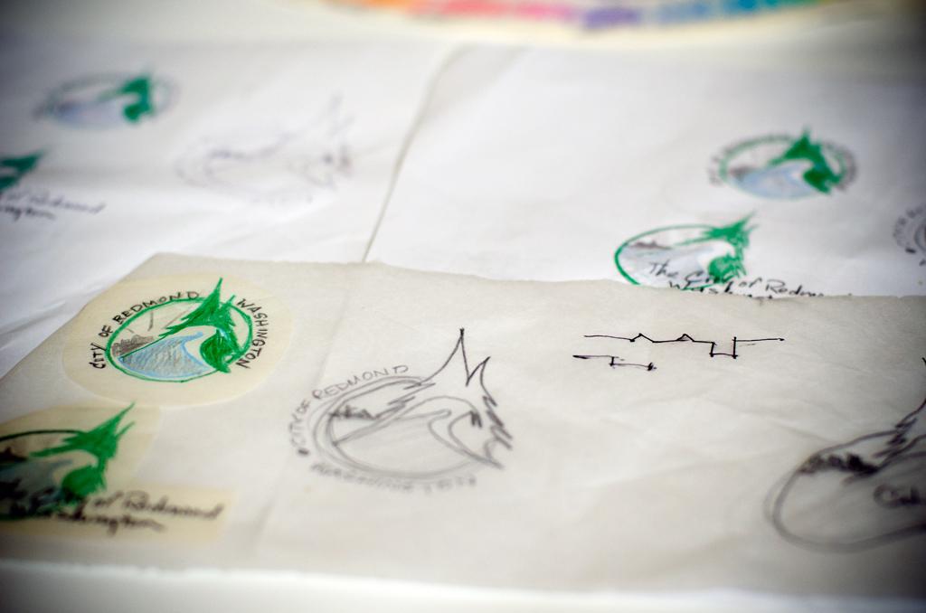 Eden Designs | Logo Design: City of Redmond Washington