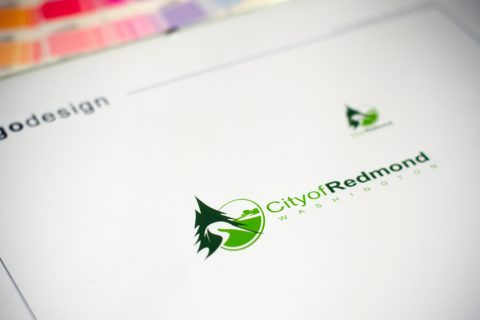 Logo Design: City of Redmond Washington