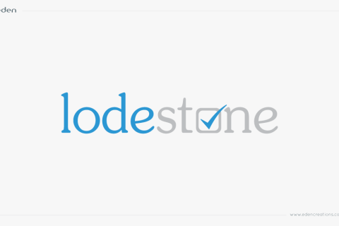 Logo Design: Lodestone Voting