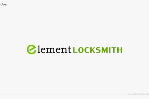 Logo Design: Element Locksmith