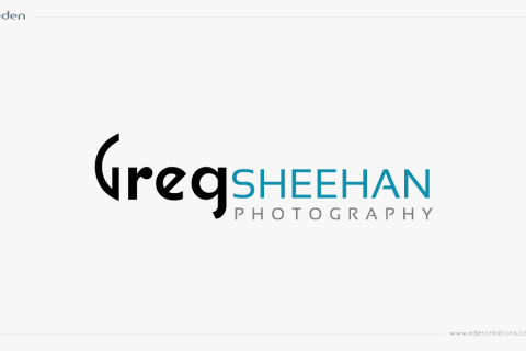 Logo Design: Greg Sheehan Photography