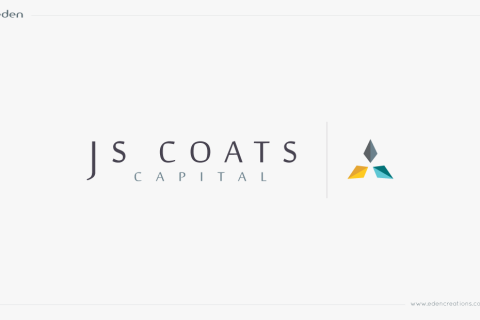 Logo Design: JS Coats Capital