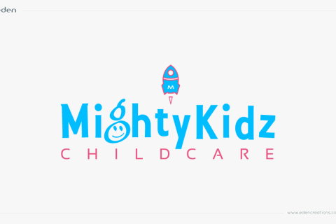 Logo Design: MightyKidz
