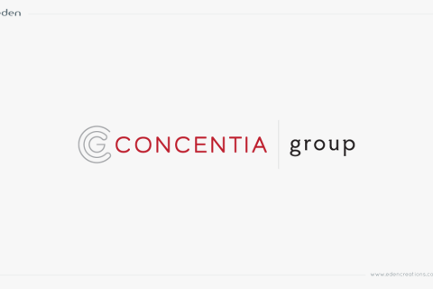Logo Design: Concentia Group