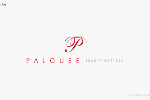 Logo Design: Palouse Winery