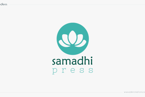 Logo Design: Samadhi Press